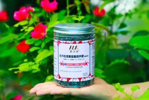 黑力控花卉专用黄腐酸营养肥